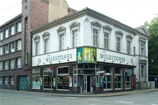 Cafe Milestones