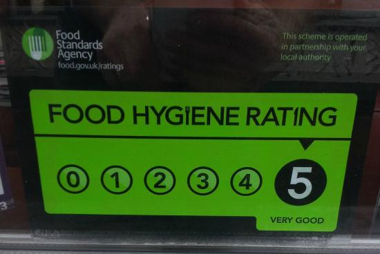 White Heather Hotel: Food Hygiene
