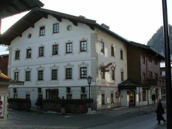 Hotel Bernhard am See