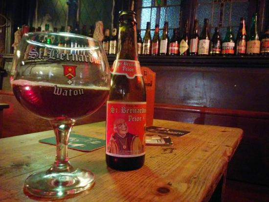 Cafe Gollem: Delicous beer