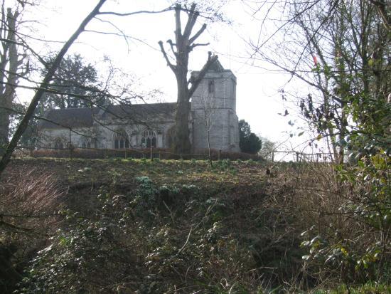 The Coach House Alford: The Church