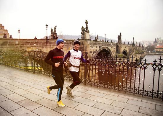 Running Tours Prague: Jogging in Prague