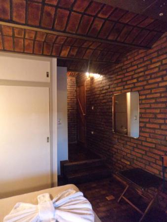 Portal del Lago Hotel: L'entrata della camera