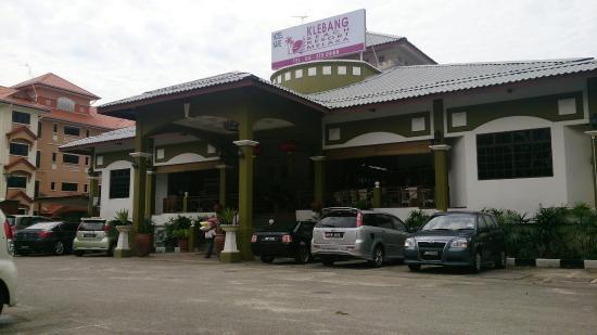 Klebang Beach Resort: Entrance