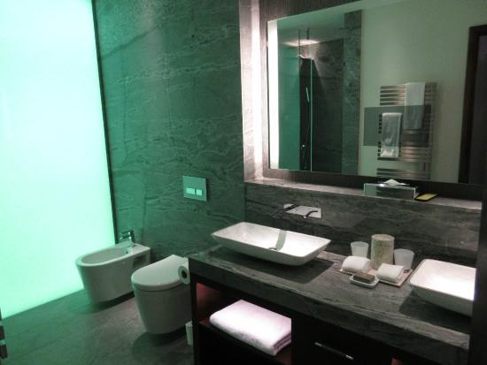 Taj 51 Buckingham Gate Suites and Residences: bathroom