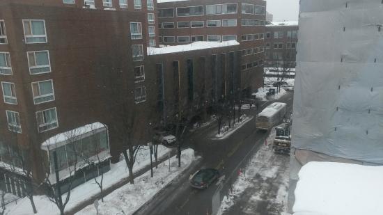 Harvard Square Hotel : Habitación 4 piso