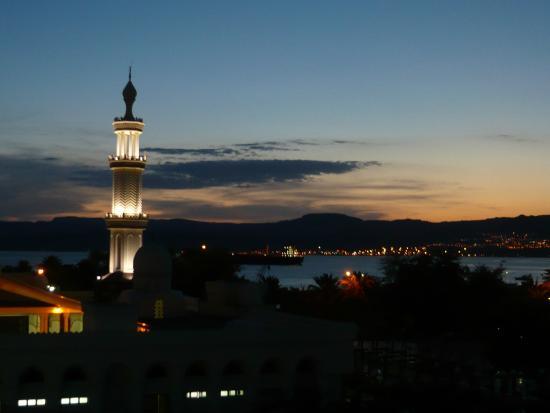Al Shula: Sonnenuntergang am Roten Meer