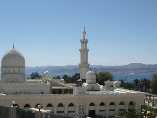 Al Shula: Ausblick vom Balkon