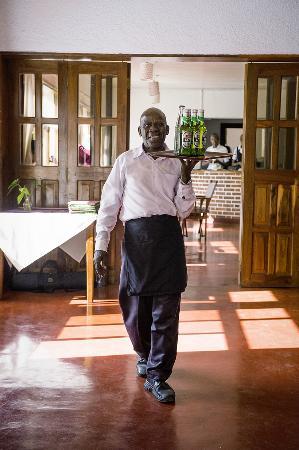 Ilboru Safari Lodge : Best host in Arusha-Babu!