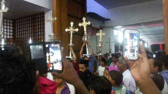 Parumala Church : Perunnnal 2014