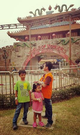 City Raya World of Wonders Park
