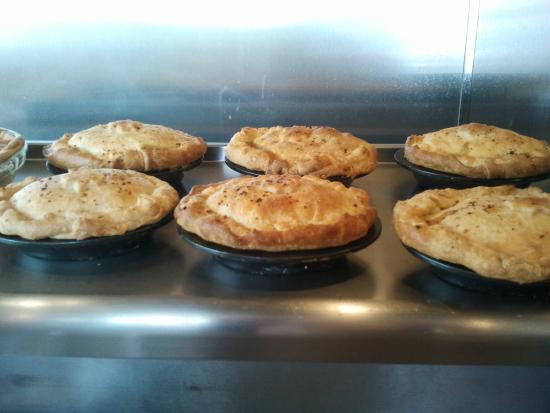 Forestville, CA: Chicken Pot Pie Special