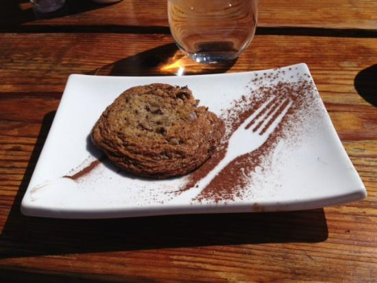 Forestville, CA: Double Chocolate Chip Cookie