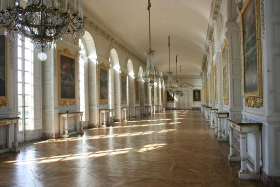 Grand Trianon interior - Bild von The Trianons & The Hamlet ...