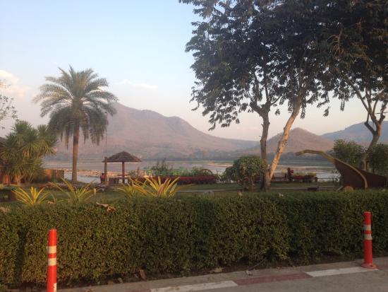 Chiang Khan Hill Resort: วิวสวยดี