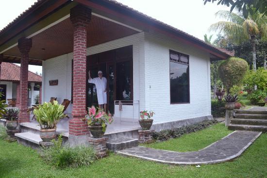 Cabé Bali: Unser Bungalow