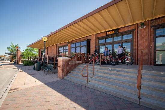‪Fort Collins Bike Library‬