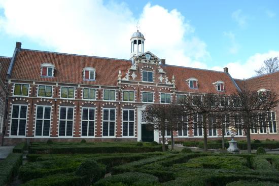 Musée Frans Hals : The museum