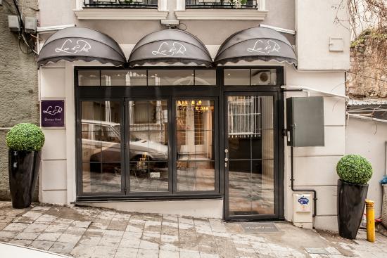 Luce di pera stanbul t rkiye otel yorumlar ve fiyat for Luce suites taksim