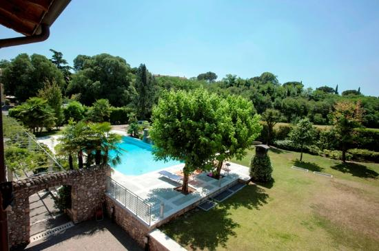 Veduta da Romantic Room: fotografu00eda de Bu0026B Villa Adexe ...