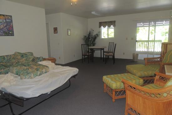 Halemalu : A salinha do quarto