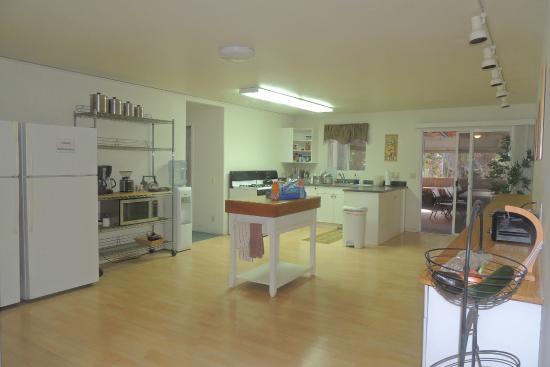 Halemalu: Cozinha