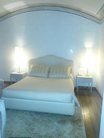 Villa Foscarini Cornaro: szoba
