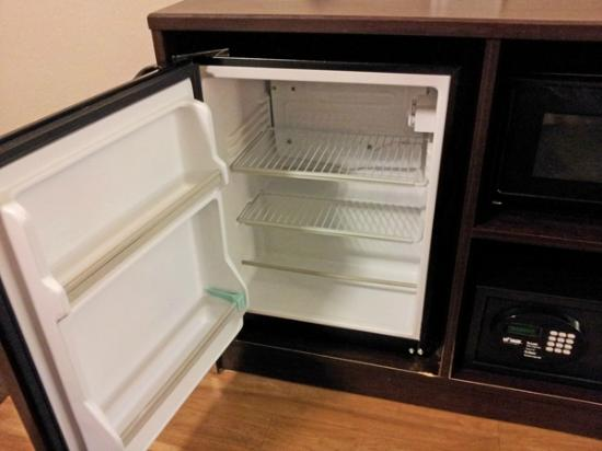 Red Roof Inn PLUS+ Ann Arbor University North: Mini Fridge Interior