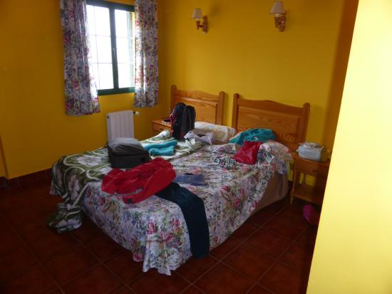 Hotel El Sombrerito: Bedroom.