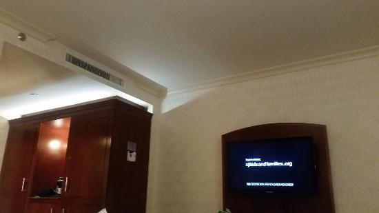 Viana Hotel & Spa, BW Premier Collection: Tv again