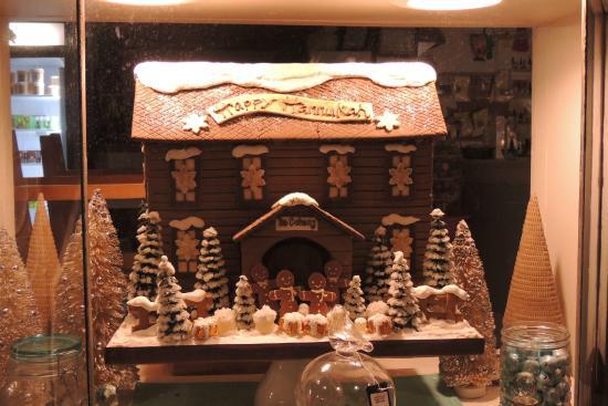 The Solvang Bakery: Decorados pro natal