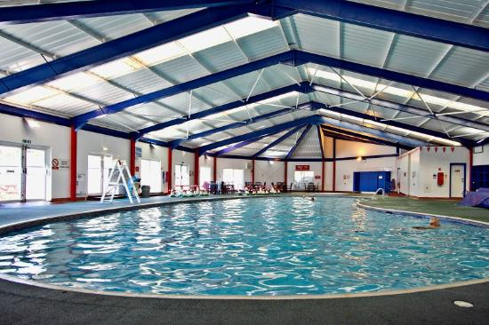 Amazing Beacon Fell View Holiday Park: Fabulous Climate Controlled Indoor Heated  Swimming Pool