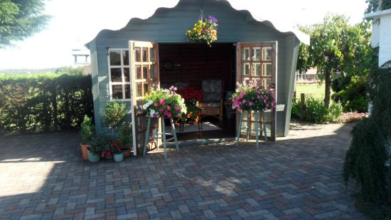 Bargeddie, UK: Cosy Cabin