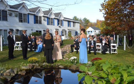 Wedding Ceremonies at Ocean Woods Resort