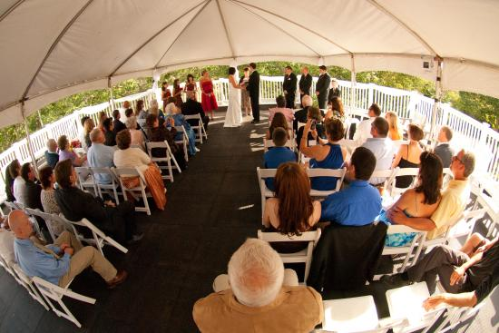 Wedding Ceremonies at Ocean Woods Resort