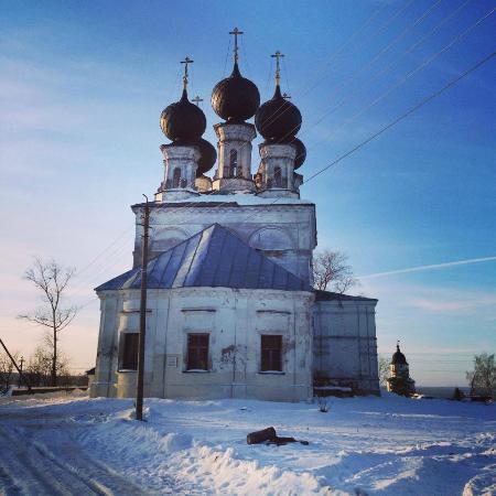 Susanino, Russland: Сусанино