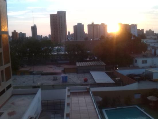 Gran Hotel Delicias: vista