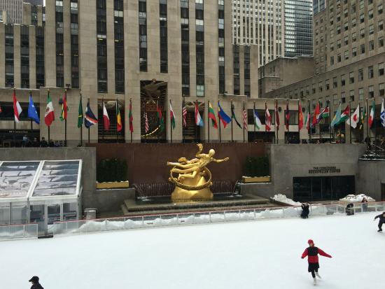 nl New York City attracties reviews Rockefeller Center beoordelingen d a
