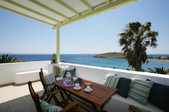 Porto Raphael Residences & Suites: Sea View
