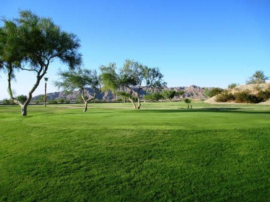 Fortuna Del Rey Golf Course & RV Resort
