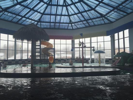 Comfort Inn Kent: Waterpark