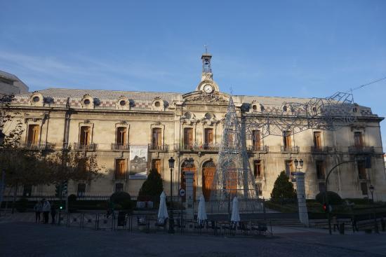 Palacio Provincial, Jaén