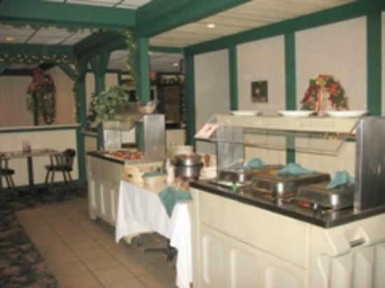 Best Northland Prairie Inn: Our Ranch House Buffet
