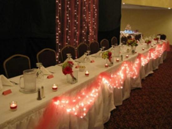 Best Northland Prairie Inn: Banquet Room