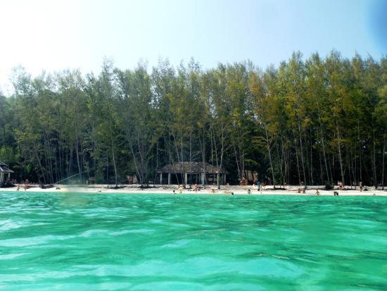 meraviglia - Picture of Bamboo Island, Ko Phi Phi Don - TripAdvisor