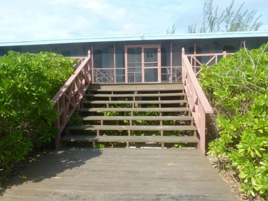 Chez Pierre Bahamas: maison commune