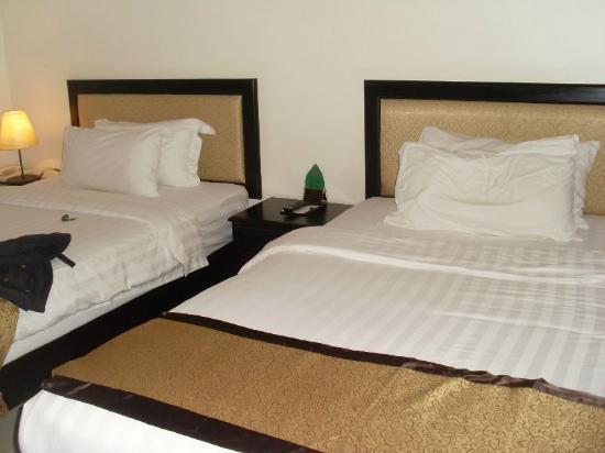 Cardamom Hotel : Chambre