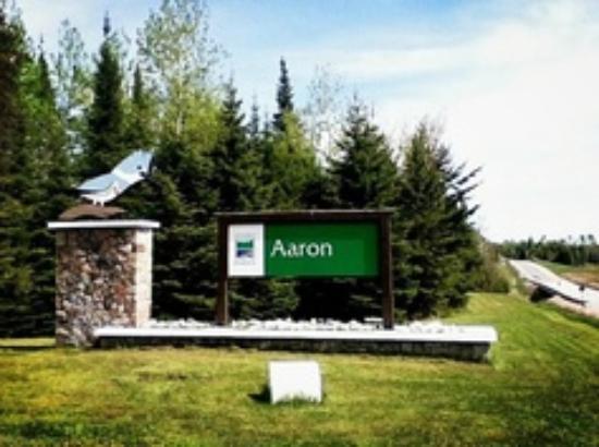 Aaron Provincial Park