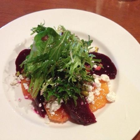 Marché : Beet & Orange Salad