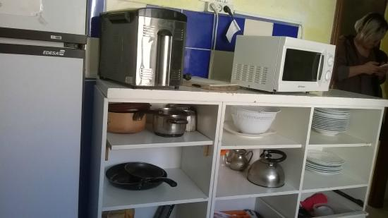 Funky Cordoba : Cucina